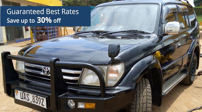 Rental Cars Uganda Ltd, Best car rental company in Uganda   Gorilla